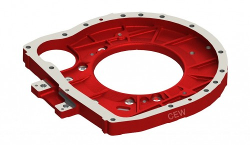 Adopter Plate UHD 1 with CEW 1024x687