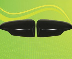 Side Mirror Cover (L R) Toyota Corolla 2014 ~ 15 368 A   Thermosole Ref # TIL 6770