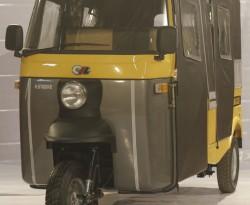 DELUX Ciba's Flagship Auto Rickshaw