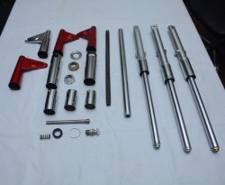 Front Fork Shock Accessories All Model's