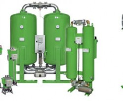 Dryers & Filtration