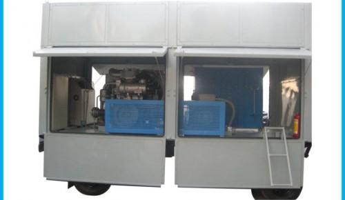 Alpine HP Compressors