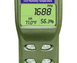 Handheld Indoor Air Quality Monitor IAQ Supco u.s.a.