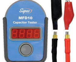 Ditital Capicitor Tester MFD10 Supco