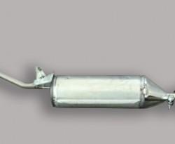 STV Exhaust Component