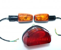 Winker & Tail Light Assembly (CD-70)